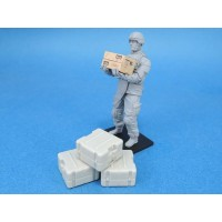 Military Weapon Case I 1/35
