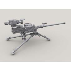 M2A1 QCB HMG on M3 Tripod 1/35
