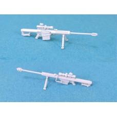 Barrett M107 Sniper Rifle set 1/35