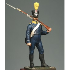 Voltigeur of the light infantry 1812 Historical figures