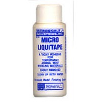 Liquitape adhesive masking
