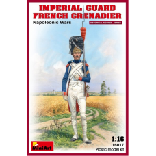 Imperial Guard French Grenadier 1/16