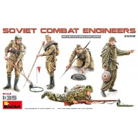 Soviet Combat engineers 1/35