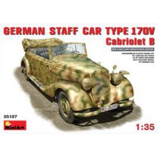 German Staff car Type 170V 1/35