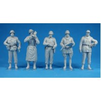 US Officers 1/35