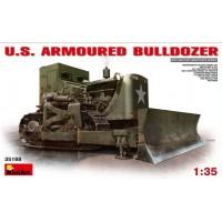 US Armoured bulldozer 1/35