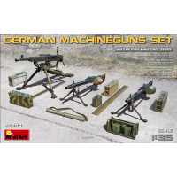 German machineguns set 1/35