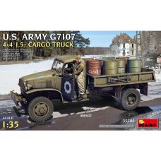 US Army G7107 4x4 1,5t Cargo truck 1/35