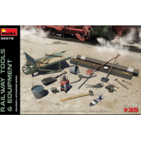 Railway Tools & Equipment 1/35