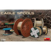 Cable Spools 1/35