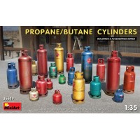 propane and butane cylinders 1/35