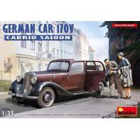 German Car 170V Cabrio Saloon 1/35