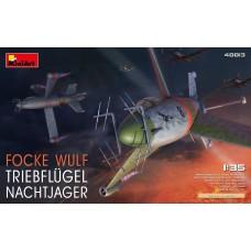 Focke Wulf Triebflugel 1/35