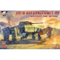 Fist of War German WWII sdkfz 553/A medium fighting Mech 1/35