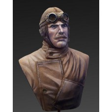 WWI British RFC Pilot busts