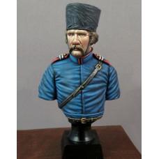 Russian Cossack Crimea busts