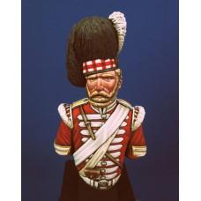 93rd Highlanders Crimea 1854 busts
