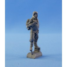 Luftwaffe pilot with jet pack 1/32