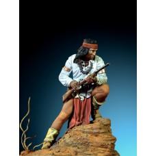 Apache warrior 1860-1880 WWI