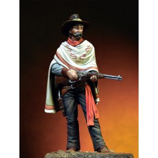 Cowboy with Winchester 1866 WWI