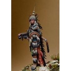 Blackfoot Blood Warior 1/25 - 70 mm
