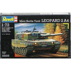 Main Battle Tank Leopard 2 A4 1/72