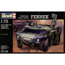 Recon vehicle Fennek 1/72