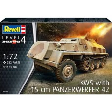 sWS with 15 cm Panzerwerfer 1/72