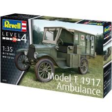 Model T 1917 Ambulance 1/35