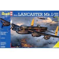 Avro Lancaster MkI/III 1/72