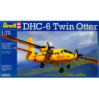 DHC-6 Twin Otter 1/72