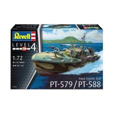 Patrol Torpedo Boat PT-588 1/72