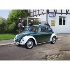 VW Beetle Police 1/24