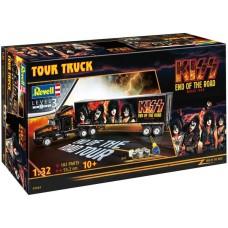 Kiss tour truck 1/32