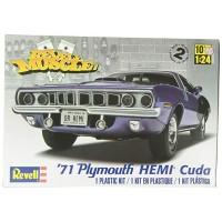 1971 Plymouth Hemi Cuda 426 1/24