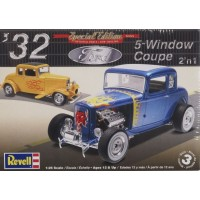 1932 Ford S Window Coupe 1/25