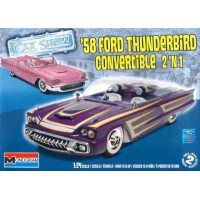58 Ford Thunderbird Convertible 1/24