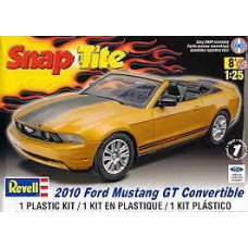 2010 Ford Mustang Convertible 1/25