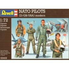 Nato pilots modern 1/72