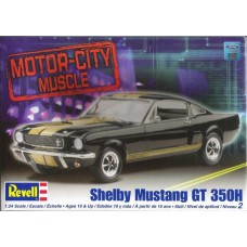 Shelby Mustang GT350H 1/24
