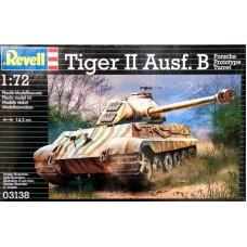 Tiger II Ausf B 1/72