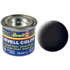 Matt black Revell - matt