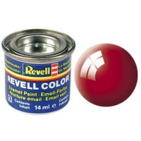 Gloss Fiery red Revell - gloss