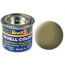 Matt olive yellow Revell - matt