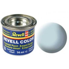 Matt light blue Revell - matt