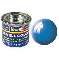 Glanzend licht blauw Revell - glans