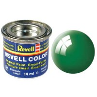Gloss emerald green Revell - gloss