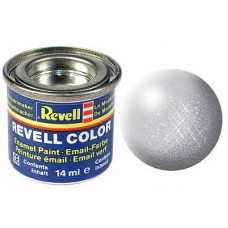 Metallic zilver Revell - metallic