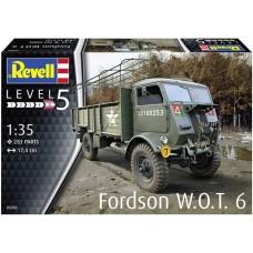 Fordson WOT 6 1/35