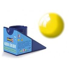 Glanzend Geel Revell - aqua - glans